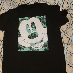 NEFF mickey mouse tee-shirt